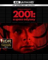 2001年宇宙の旅 日本語吹替音声追加収録版(通常版)(4K ULTRA HD+HDデジタル・リマスターブルーレイ)【4K ULTRA HD】