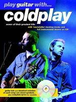 【輸入楽譜】コールドプレイ: プレイ ギター with コールドプレイ(CD付)