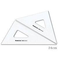 ステッドラー 三角定規 製図 セット マルス 24cm 964 24