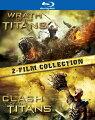 タイタンの戦い&タイタンの逆襲 ブルーレイ ツインパック (2枚組) 【初回限定生産】 【Blu-ray】