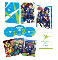 イナズマイレブン オリオンの刻印 DVD BOX 第1巻