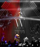 KODA KUMI LIVE TOUR 2017 - W FACE -【Blu-ray】