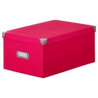 ラドンナ 収納ボックス Toffy マジックボックス XL チェリーピンク TMX-001N-CPK