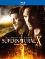 SUPERNATURAL 10 スーパーナチュラル <テン・シーズン> コンプリート・ボックス【Blu-ray】