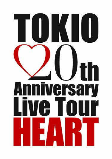 TOKIO 20th Anniversary Live Tour HEART/TOKIO画像