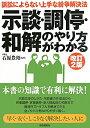 【送料無料】示談・調停・和解のやり方がわかる改訂2版