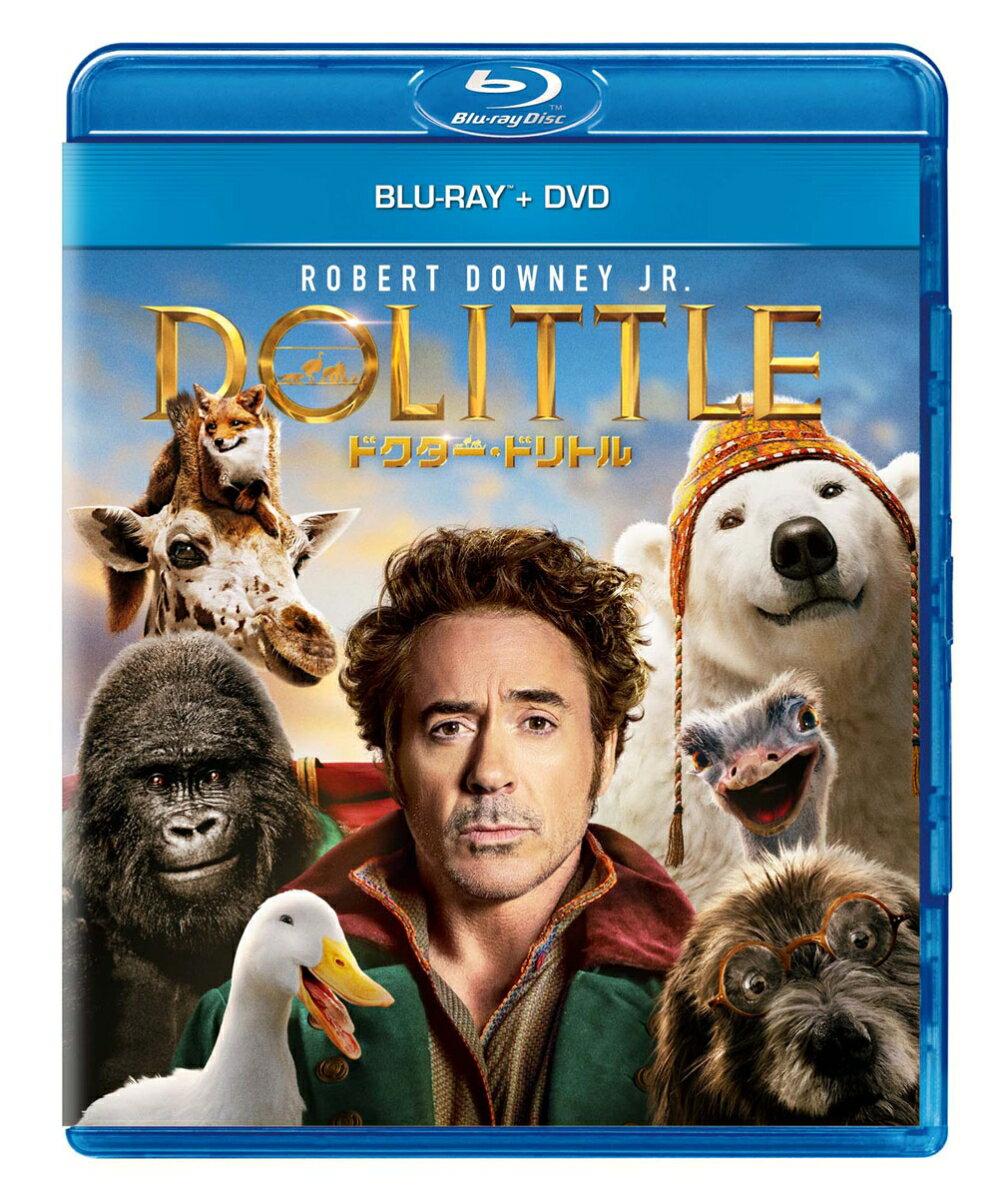 ドクター・ドリトル ブルーレイ+DVD【Blu-ray】