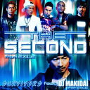 【送料無料】SURVIVORS feat. DJ MAKIDAI from EXILE / プライド(CD+DVD) [ THE SECOND from EX...