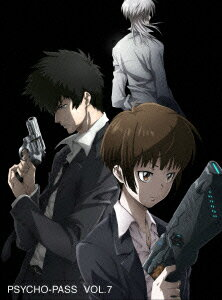 PSYCHO-PASS サイコパス VOL.7【Blu-ray】