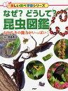 なぜ? どうして? 昆虫図鑑 おどろきの能力がいっぱい! (