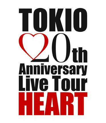TOKIO 20th Anniversary Live Tour HEART 【Blu-ray】/TOKIO画像