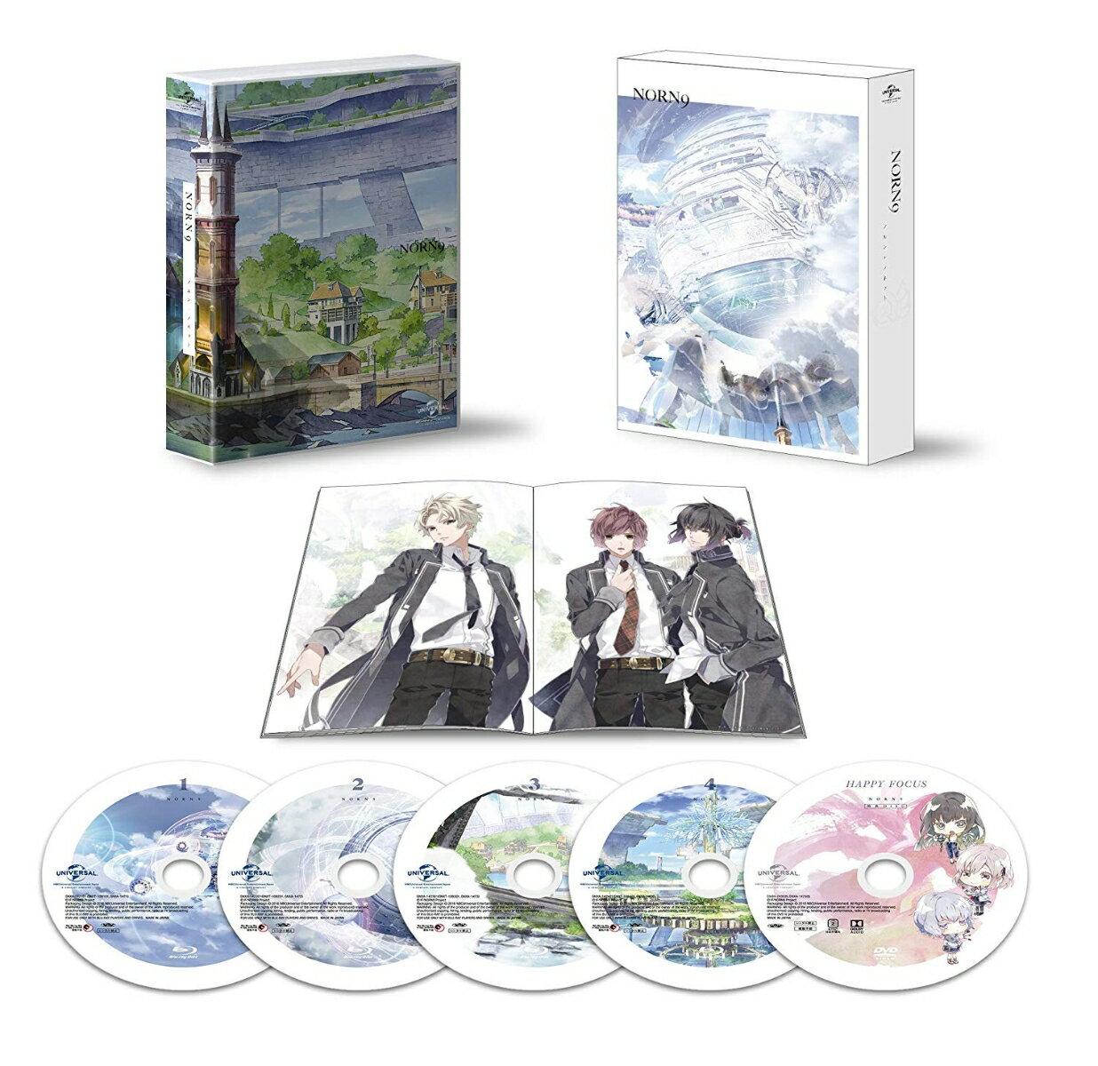 ノルン+ノネット Blu-ray BOX【Blu-ray】画像