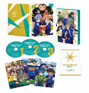 イナズマイレブン オリオンの刻印 DVD BOX 第3巻画像
