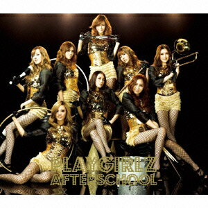 韓国(K-POP)・アジア, その他 PLAYGIRLZ CDDVD AFTERSCHOOL