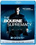 ボーン・スプレマシー【Blu-ray】