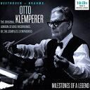 【輸入盤】ベートーヴェン、ブラームス:交響曲全集 オットー・