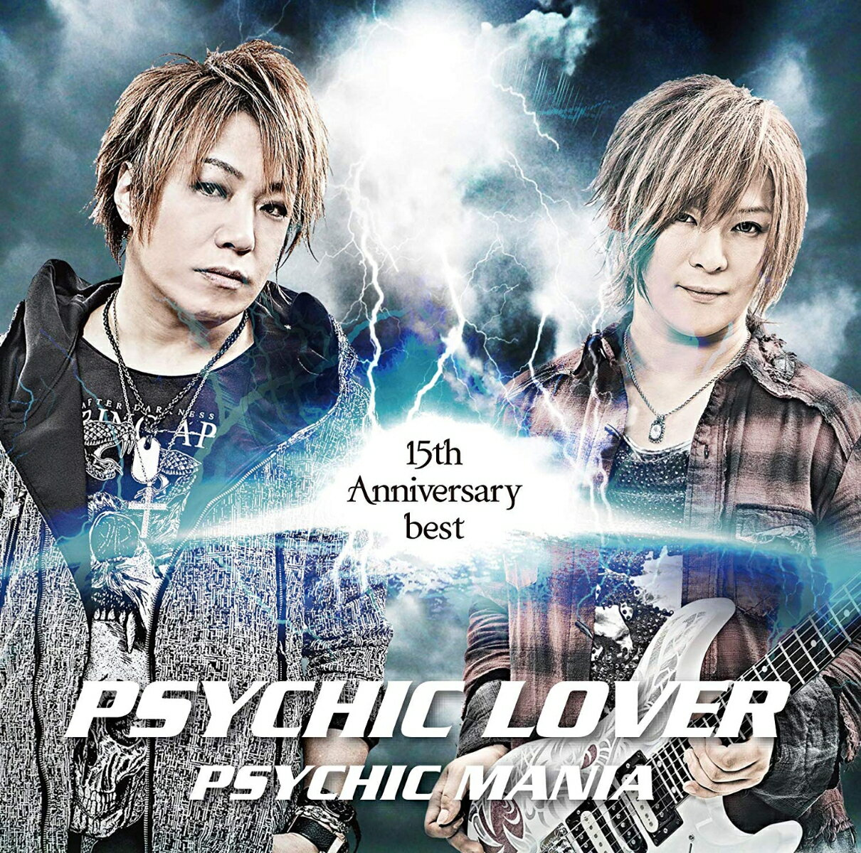 PSYCHIC LOVER 15th Anniversary best PSYCHIC MANIA画像