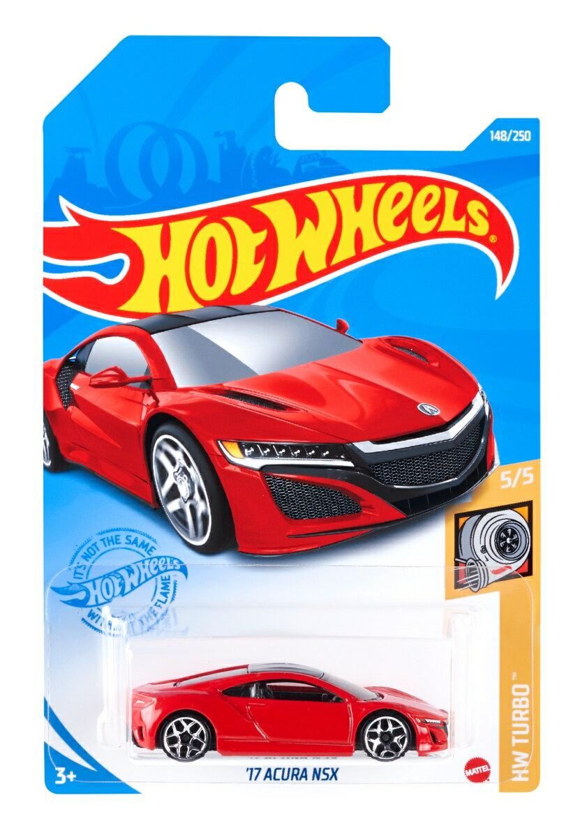 車, ミニカー・トイカー (Hot Wheels) NSX HCM43