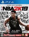 NBA 2K19 PS4版 通常版の画像