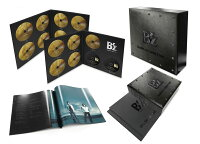 B'z COMPLETE SINGLE BOX 【Black Edition】