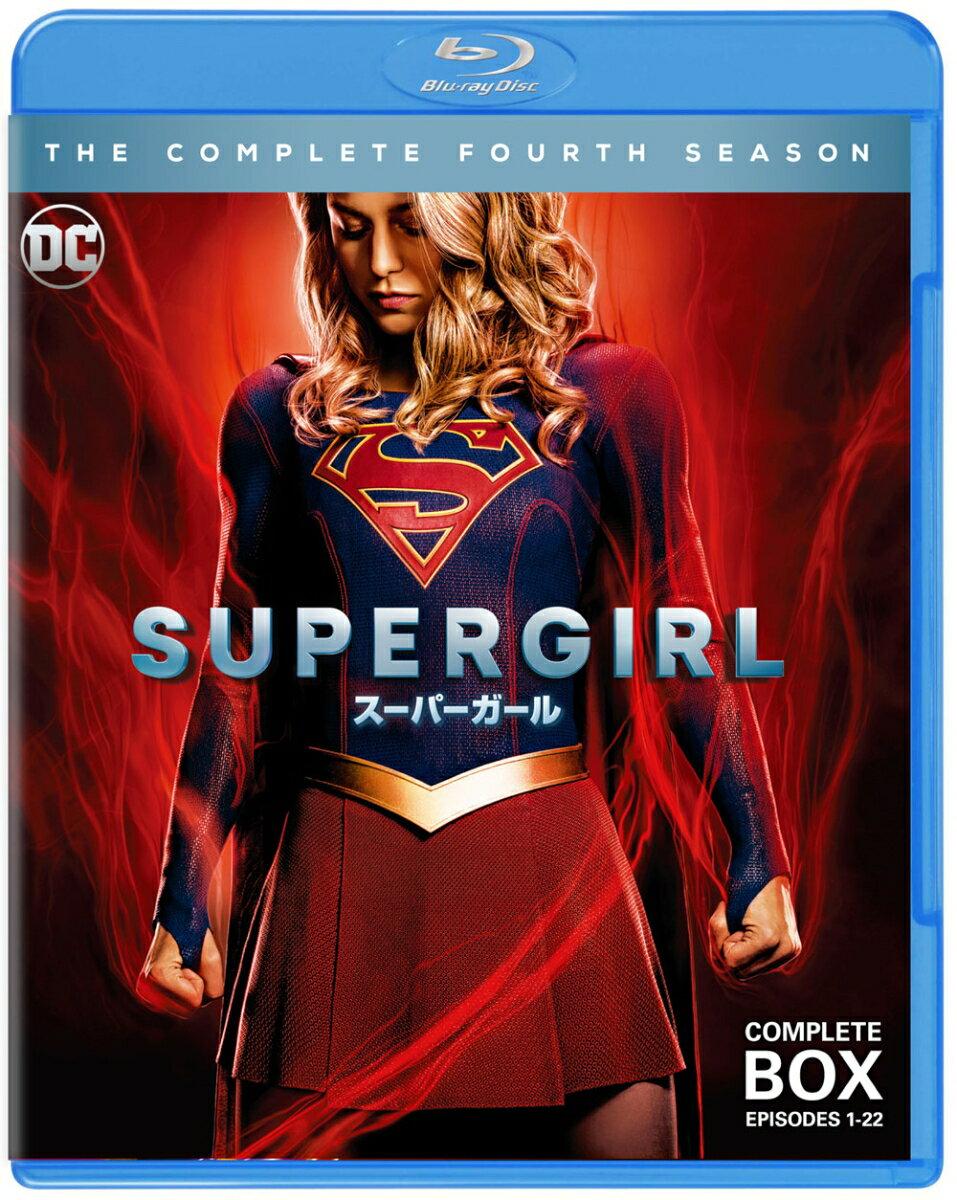 SUPERGIRL/スーパーガール<フォース>コンプリート・セット(4枚組)【Blu-ray】