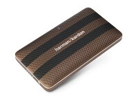 Harman Kardon ESQUIRE MINI Bluetoothスピーカー / Coach Limited Edition VARSITY STRIPE(モバイルバッテリー機能付)