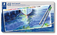 カラト水彩色鉛筆 48色セット