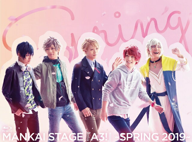 MANKAI STAGE『A3!』〜SPRING 2019〜【Blu-ray】画像