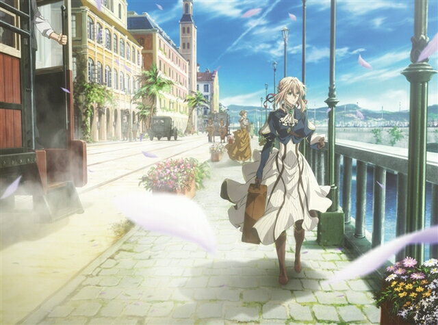 ヴァイオレット・エヴァーガーデン1【Blu-ray】