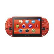 PlayStation Vita Wi-Fiモデル メタリック・レッド