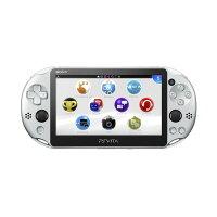 PlayStation Vita Wi-Fiモデル シルバーの画像