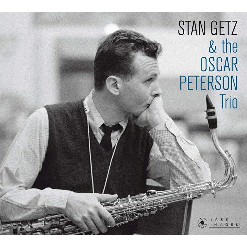 【輸入盤】Stan Getz & The Oscar Peterson Trio (Bonus Tracks)画像