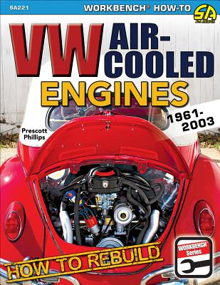 How to Rebuild VW Air-Cooled Engines: 1961-2003画像