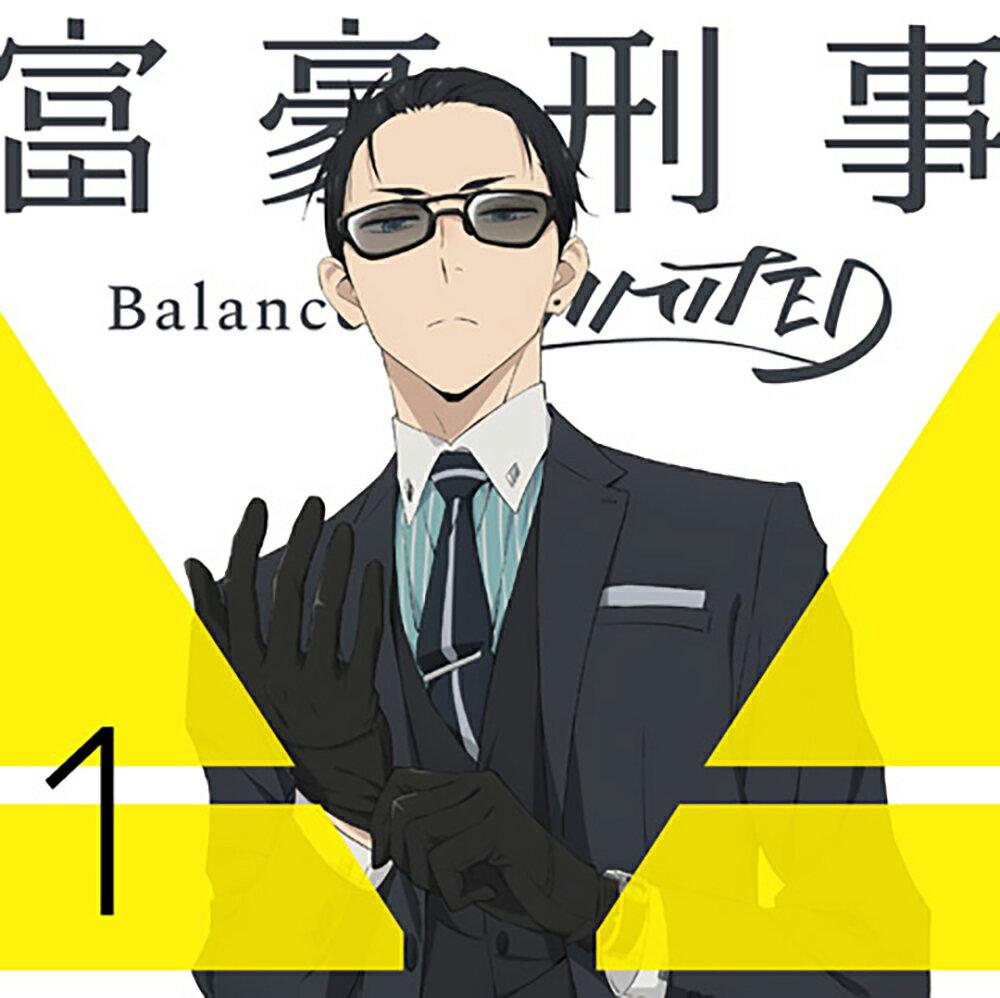 富豪刑事 Balance:UNLIMITED Original Soundtrack画像
