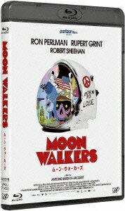 ムーン・ウォーカーズ【Blu-ray】 [ ロン・パールマン ]