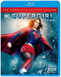 SUPERGIRL/スーパーガール<セカンド>コンプリート・セット Blu-ray  メリッサ・ブノワ