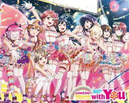 """ラブライブ!虹ヶ咲学園スクールアイドル同好会 First Live """"with You"""" Blu-ray Memorial BOX(完全生産限定)"""