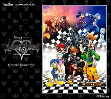 KINGDOM HEARTS -HD 1.5 ReMIX- Original Soundtrack [ (ゲーム・ミュージック) ]