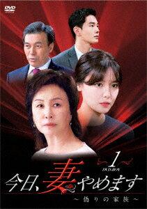 今日、妻やめます〜偽りの家族 DVD-BOX 1