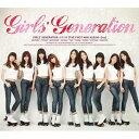 カラオケで人気のK-pop・韓国アイドル曲 「少女時代」の「Gee」を収録したCDのジャケット写真。