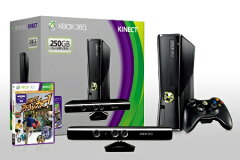 Xbox360 250GB + Kinect