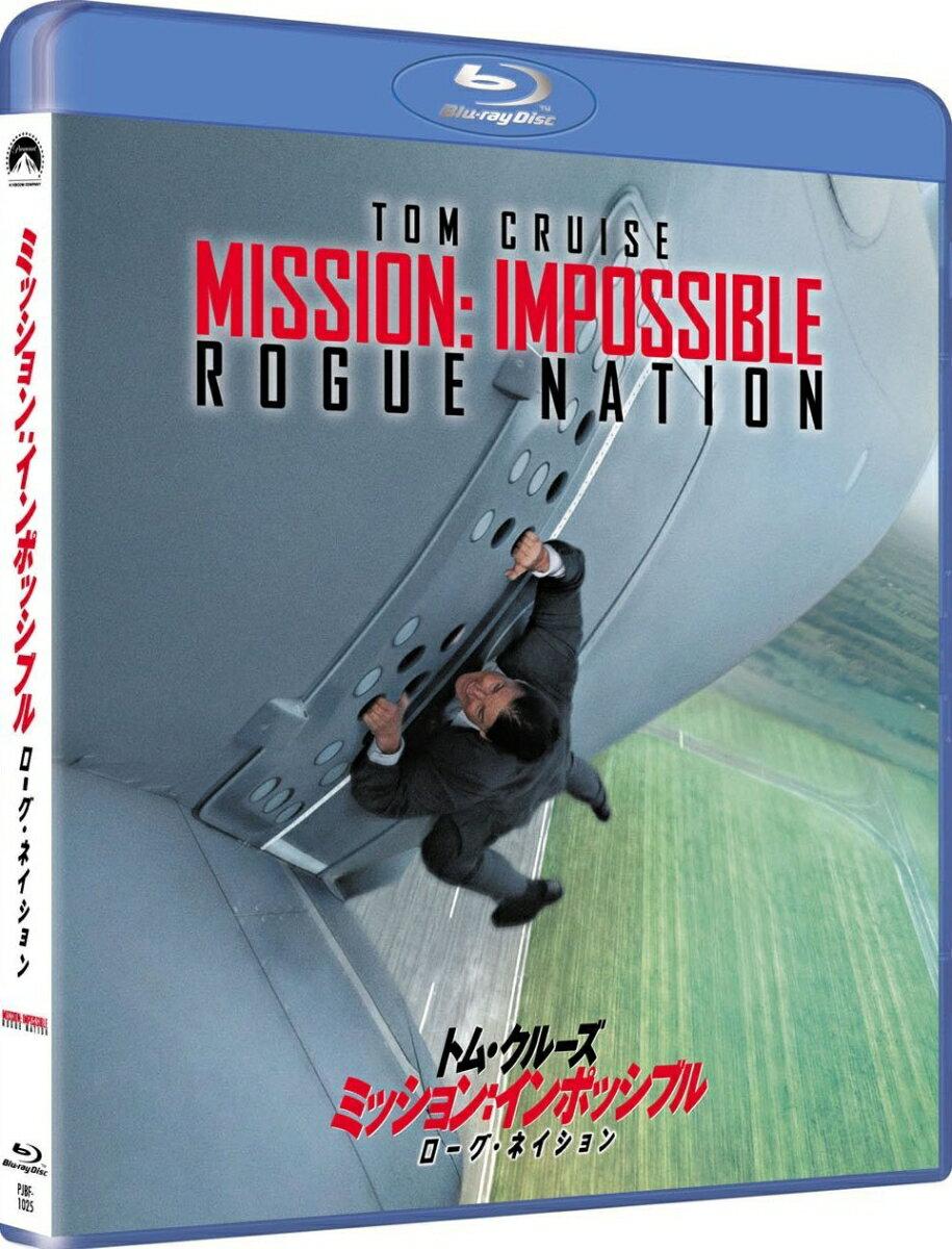 ミッション:インポッシブル/ローグ・ネイション【Blu-ray】画像