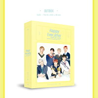 BTS JAPAN OFFICIAL FANMEETING VOL 4 [Happy Ever After](初回限定生産)【Blu-ray】