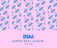 B1A4 JAPAN BEST ALBUM 2012-2018