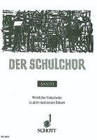 【輸入楽譜】SCHULCHOR, DER BD.1