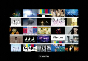 【送料無料】Perfume Clips 【初回限定盤】【Blu-ray】 [ Perfume ]
