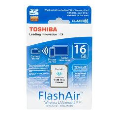 【楽天ブックスならいつでも送料無料】東芝 FlashAir SDHC Class10 SD-R016GR7AL01 16GB 海外...