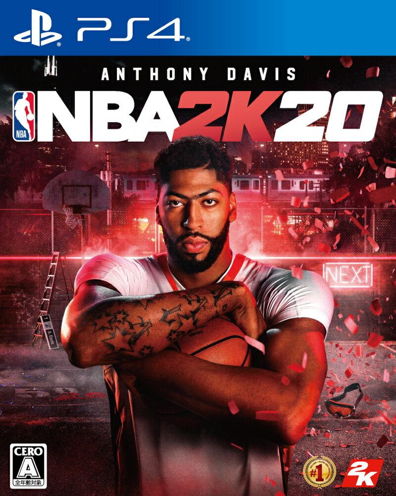 NBA 2K20 PS4版