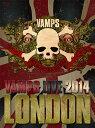 【楽天ブックスならいつでも送料無料】VAMPS LIVE 2014:LONDON 【通常盤A】【デジパック仕様】...