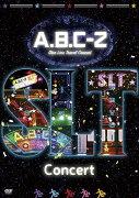 A.B.C-Z Star Line Travel Concert DVD(初回限定盤)